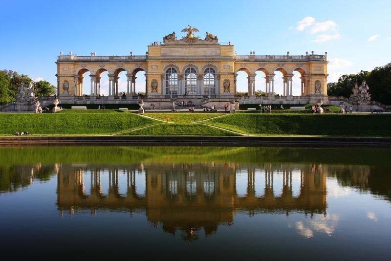 Wien schoenbrunn