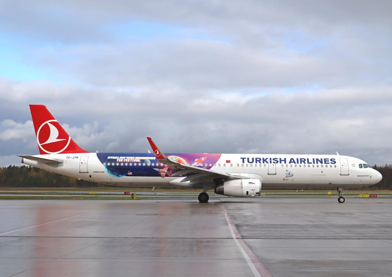 Modell: Airbus A321, Jahr: 2018