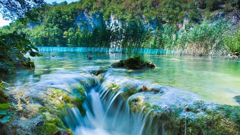 Nationalpark in Kroatien