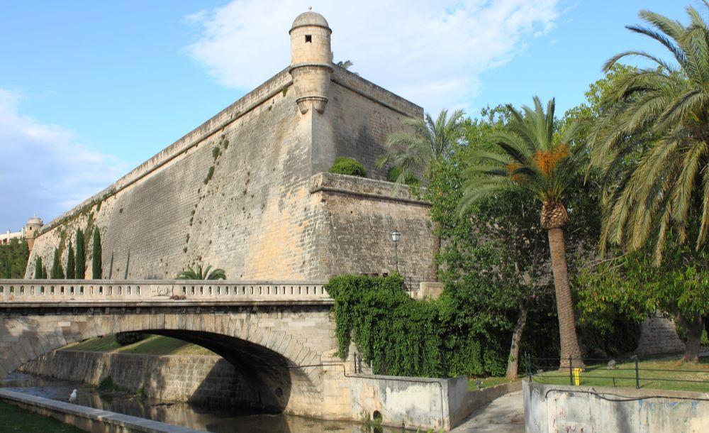 Baluard de Sant Pere in Palma
