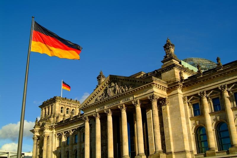 Berlin reichstagsgeb ude