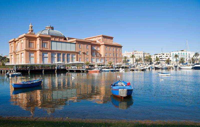 Theater in Bari