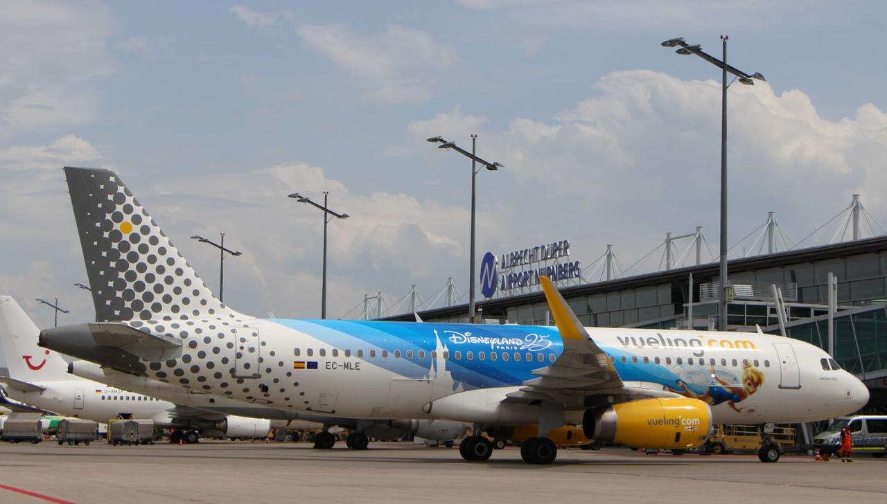 Modell: Airbus A320, Jahr: 2018