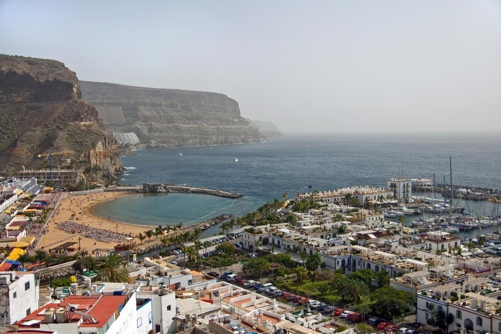 Hafen von Gran Canaria