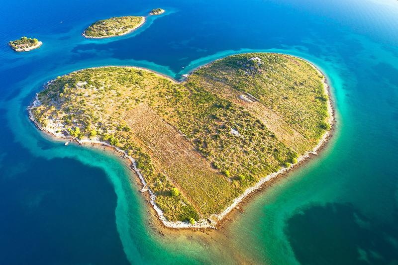 Zadar inselderliebe