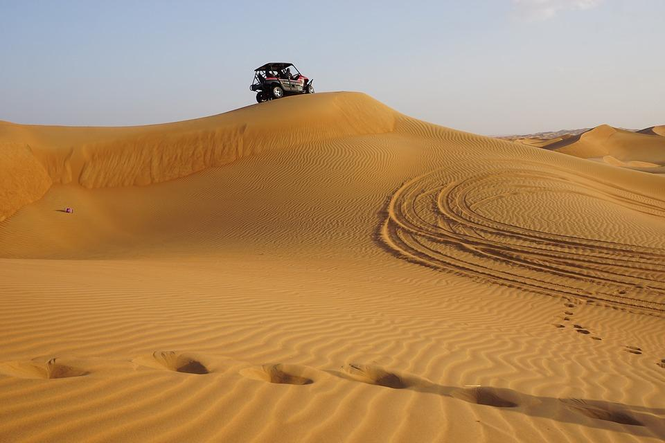 Ein Ausflug in die Wüste sollte nicht fehlen