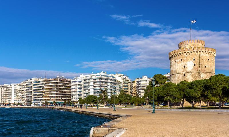 Thessaloniki shutterstock 244805977