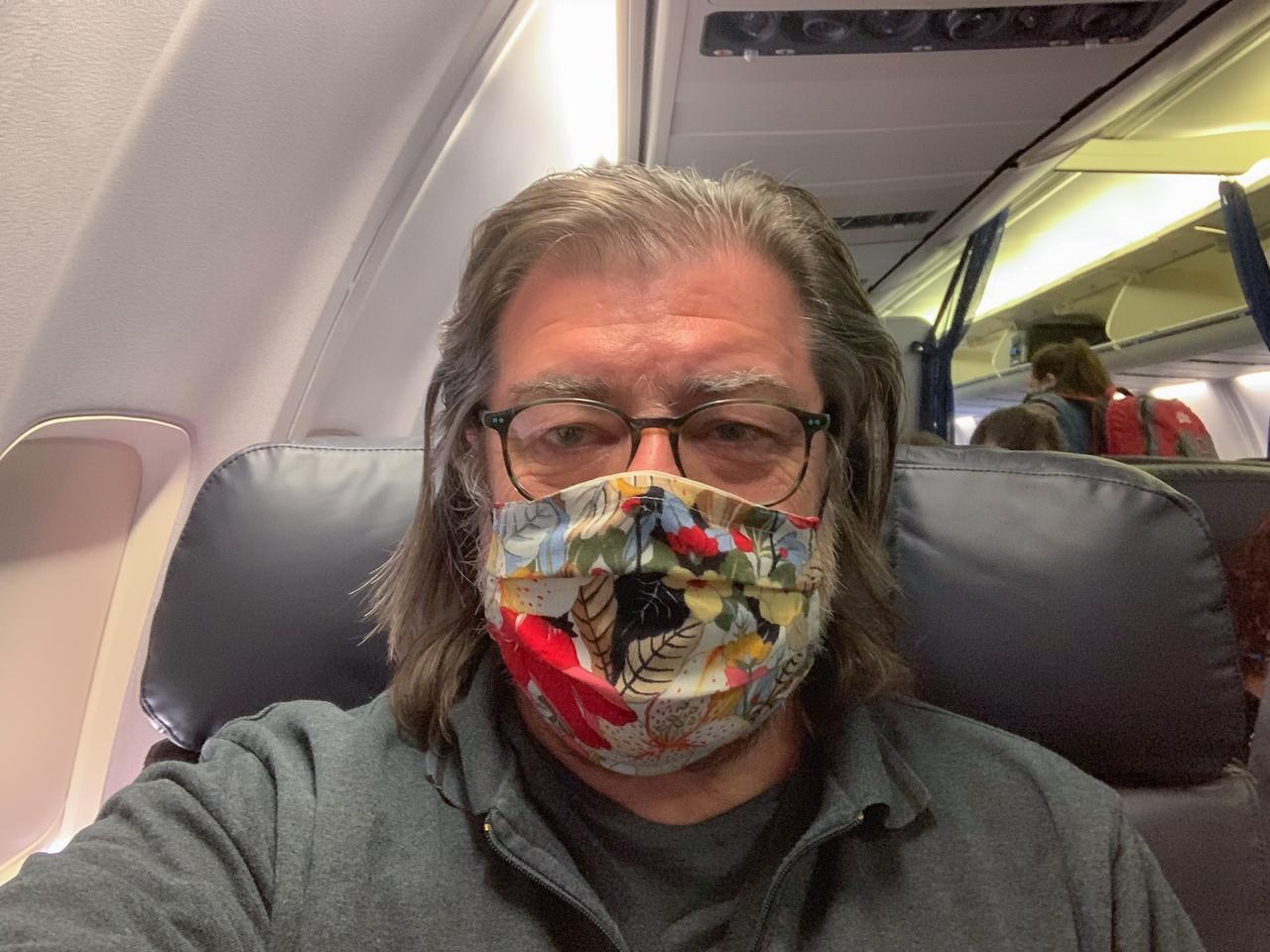 Während der Corona-Pandemie auf dem Weg von San Francisco nach Las Vegas.