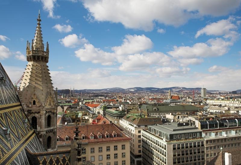 Wien stadtansicht