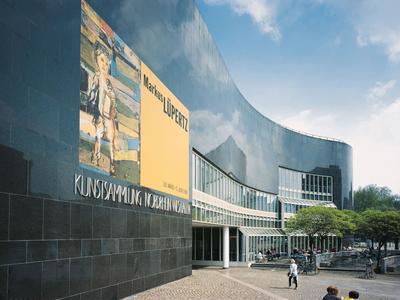 Kunstsammlung K20 in Düsseldorf