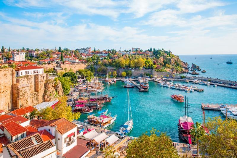 Antalya tuerkei shutterstock 597156353