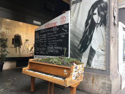 Straßenkunst an jeder Ecke