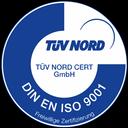 TÜV Nord Zertifikat, DIN EN ISO 9001 : 2015