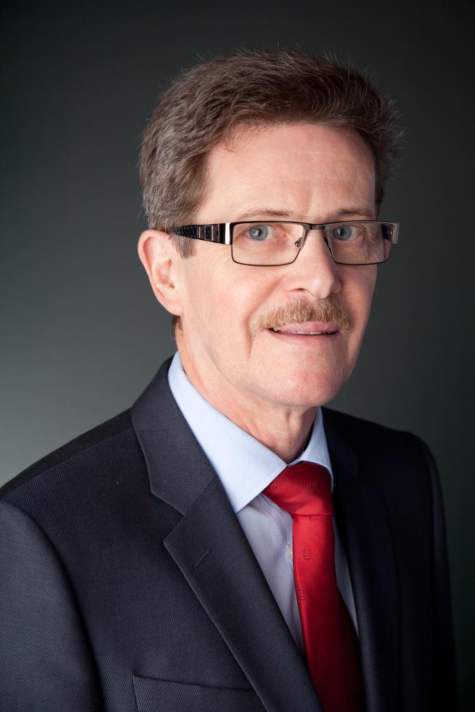 Portrait von Herrn Stumpf