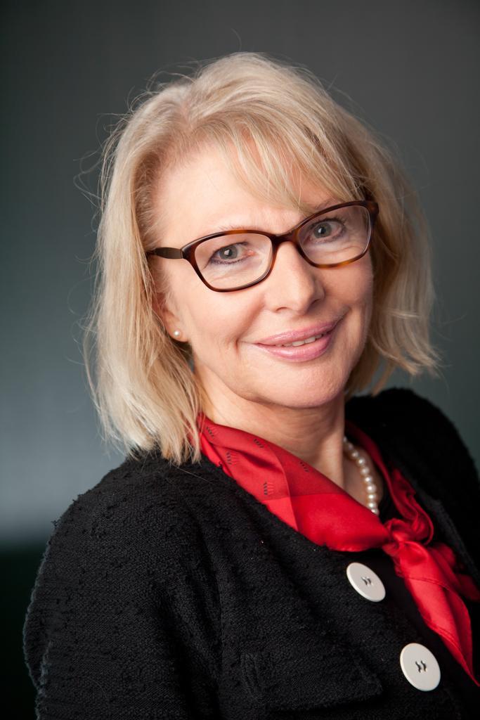 Portrait von Frau Maucher