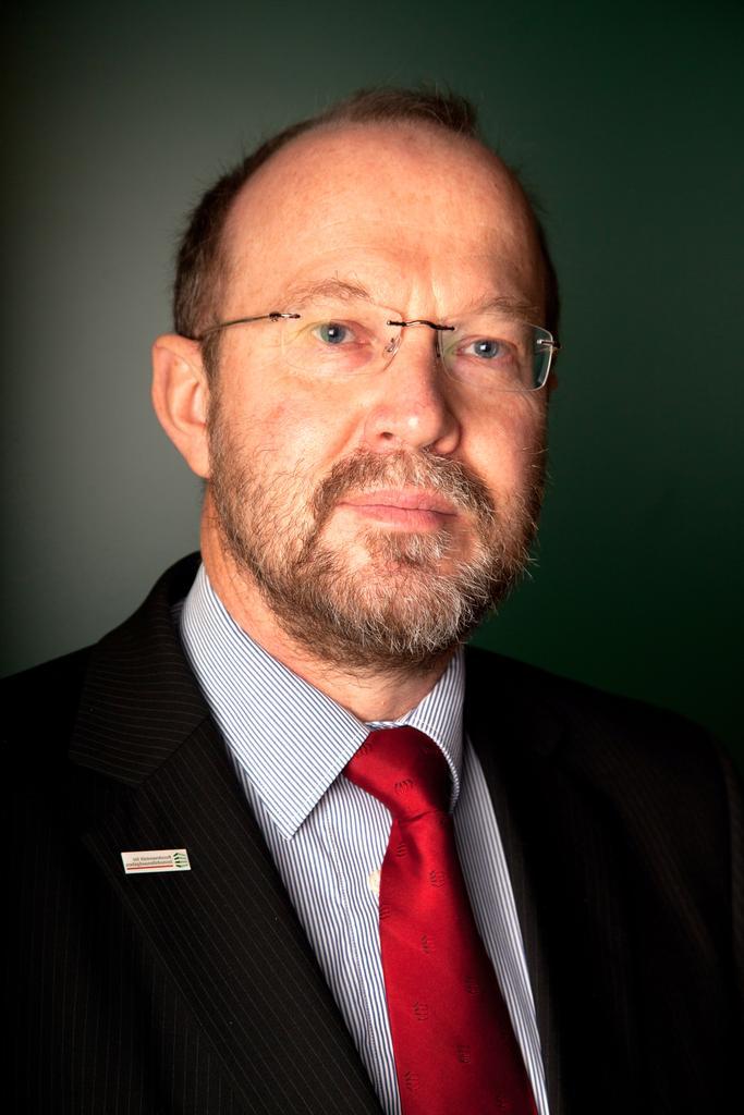 Portrait von Herrn Karg