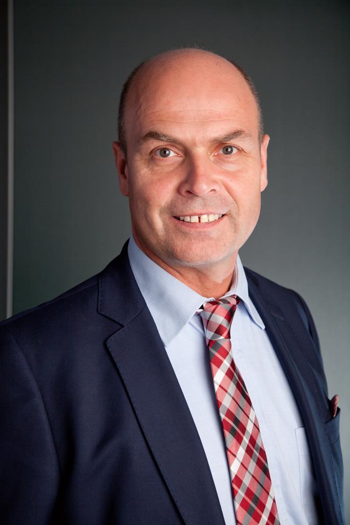 Portrait von Herrn Morneweg