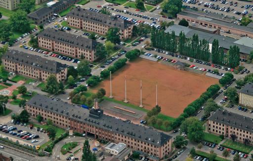 Exerzierplatz Campbell Barracks