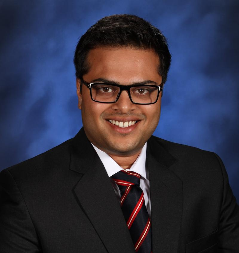 Prodigy Finance scholarship recipient Sanket Modi