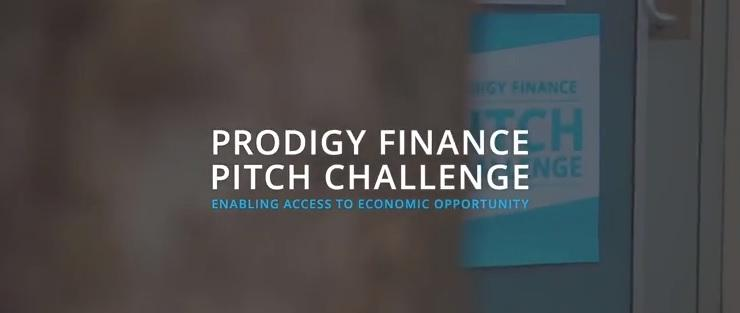 Prodigy finance pitch challenge video