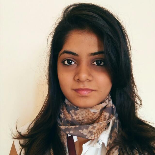 Manisha Chaurasia Prodigy Finance scholarship awardee