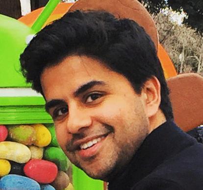 MBA and Prodigy Finance borrower Rohan