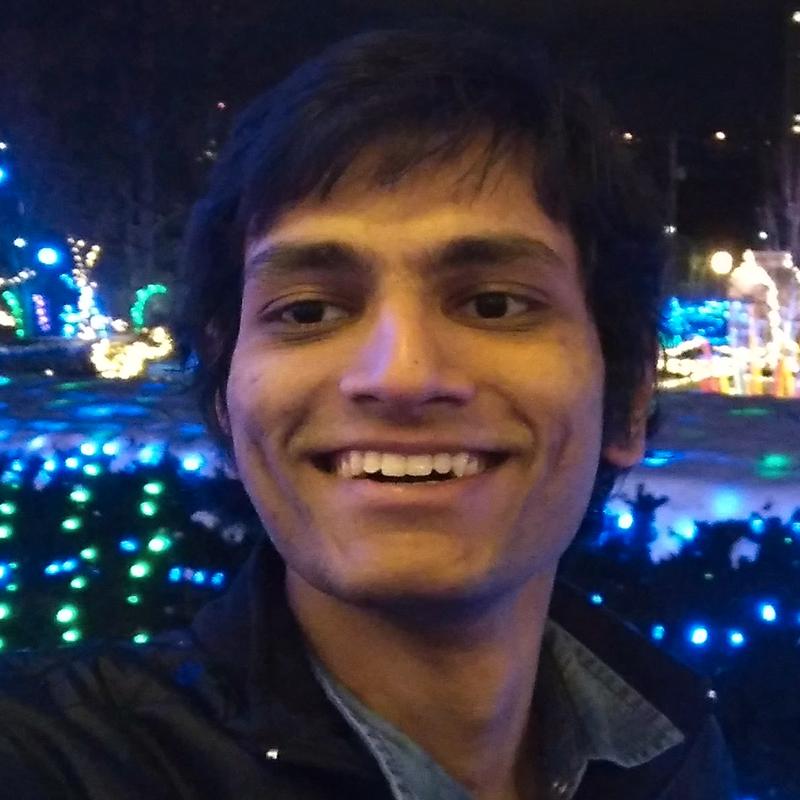 Prodigy Finance borrower Ankit Shah