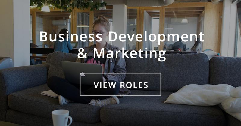 Business Development and Marketing Careers