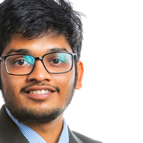 Viraj Mavani2018 scholarship recipient
