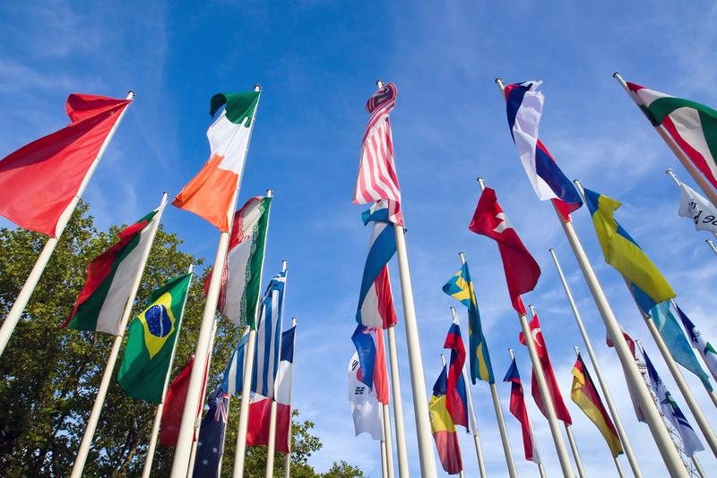 International students: where do they go and how do they get there?