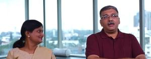 VIDEO: Parents of a Prodigy Finance MS borrower share their experience