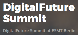 ESMT digital future summit logo