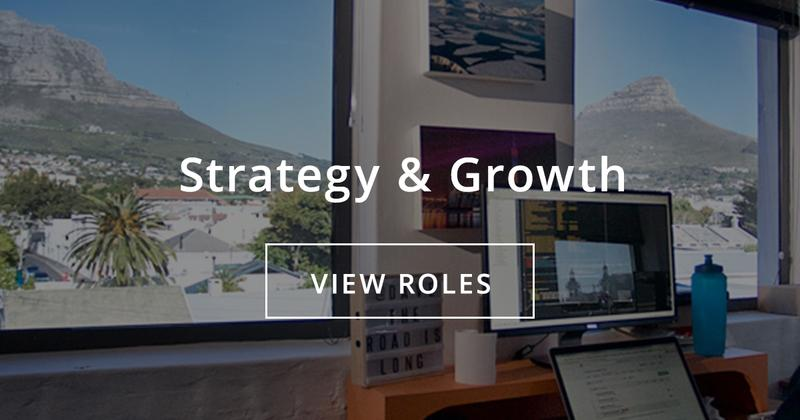 Strategy and Growth Careers