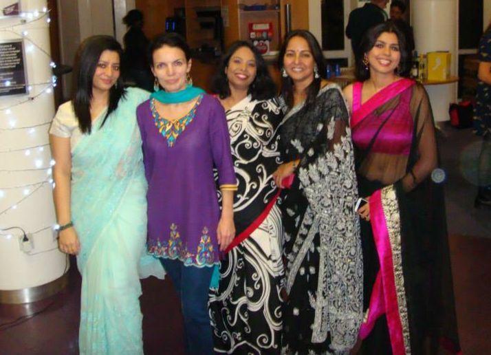 Prodigy Finance borrower and Cranfield MBAs celebrate Diwali