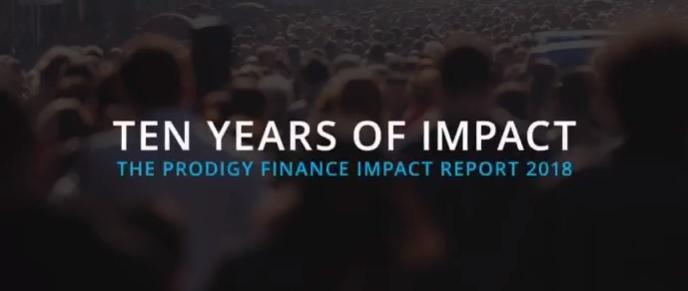 Prodigy finance social impact