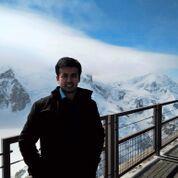 Prodigy Finance borrower Akshat Mathur