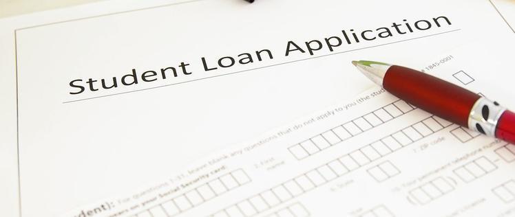 Us student loan market