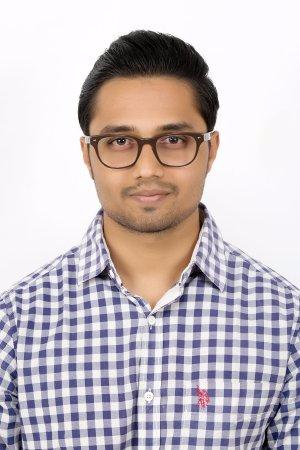 Vishal Kulkarni Prodigy Finance scholarship awardee