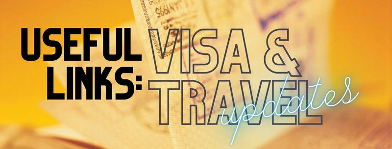Visa & travel