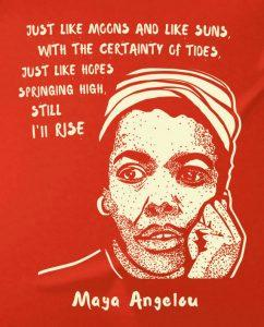 """Rise"" by Maya Angelou"