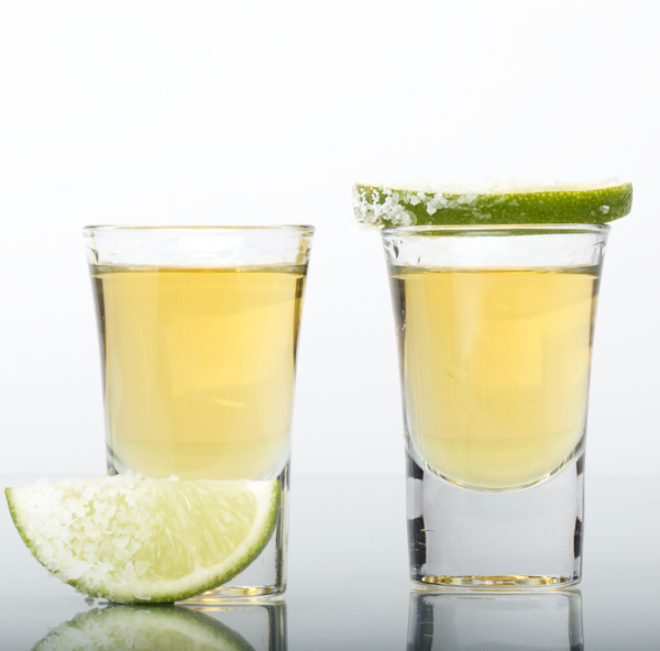 how to take a shot of tequila drizly
