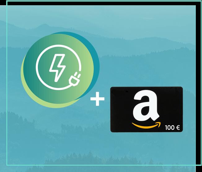 enverde Relax Strom + Amazon-Gutschein