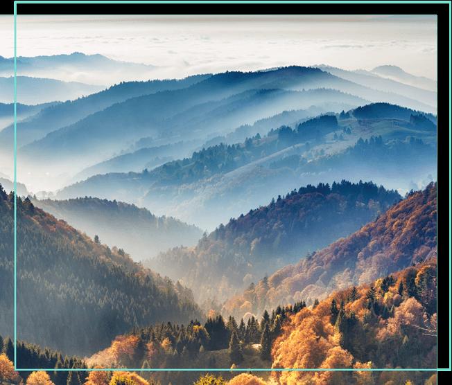 Schwarzwald Berge Aussicht