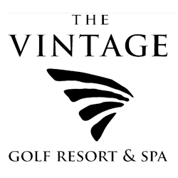 The vintage logo