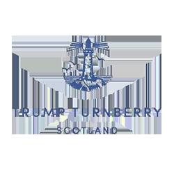 Trump turn logo