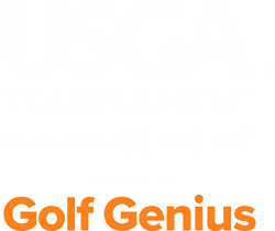 Usga white and orange