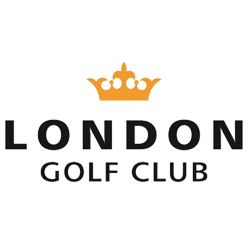 London golf club logo
