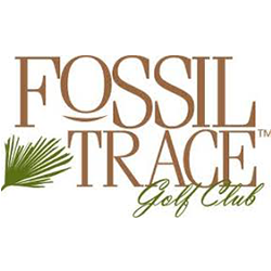 Fossil trace logo