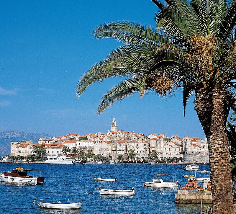 Boutique Hotel Kroatien Meer
