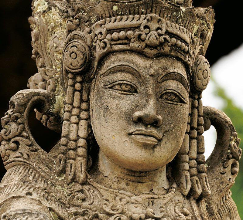 indonesien kultur berge und meer
